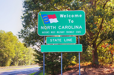 North Carolina Signage